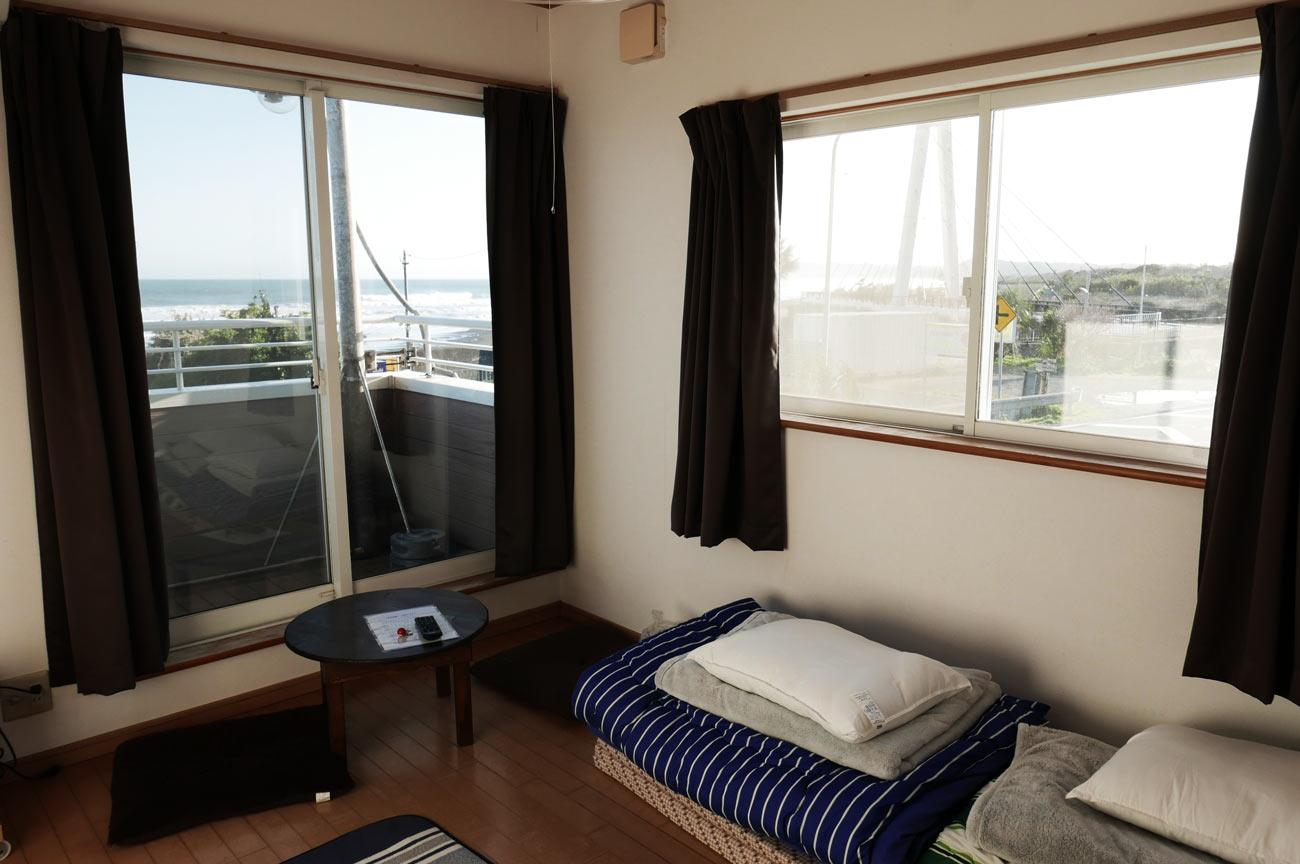 宿泊の部屋1