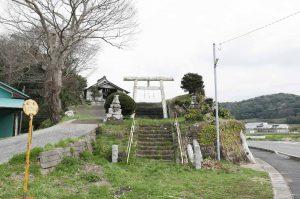 八雲神社の全景画像
