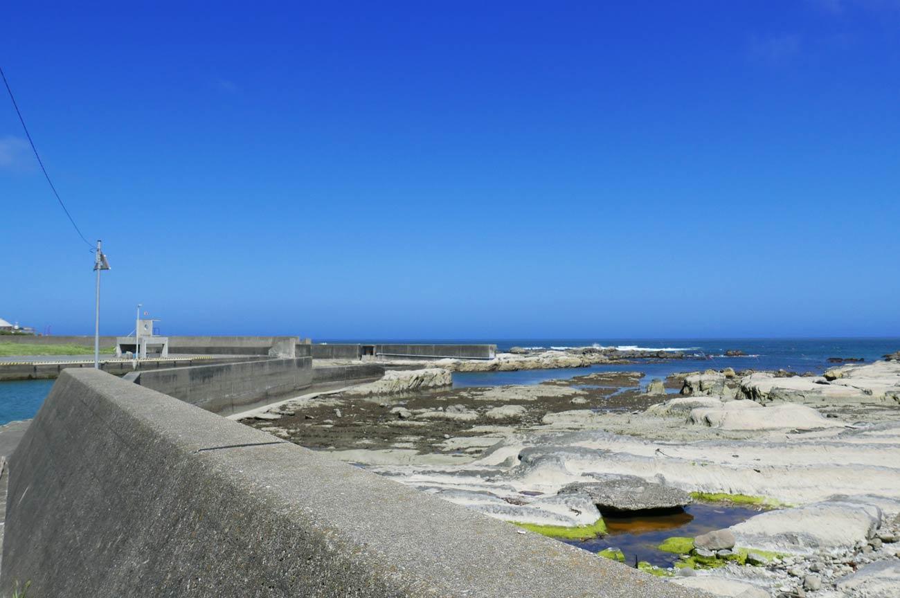 右側堤防のポイント