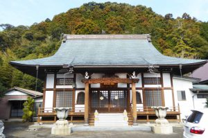 長興寺本堂の画像