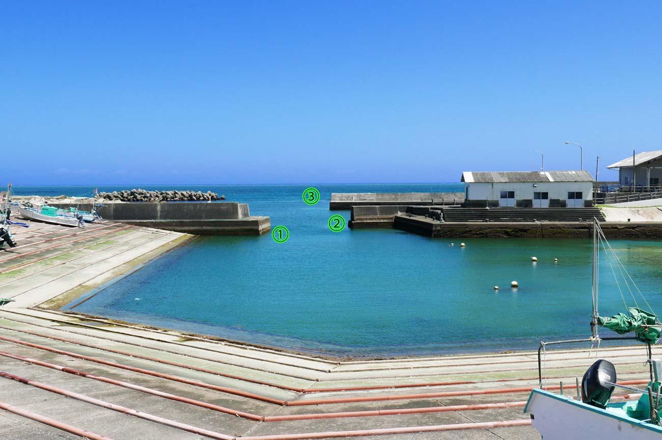 平磯港全景画像