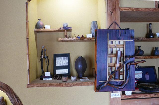 一期屋の陶芸コーナーの画像2