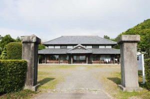 和泉公会堂【鴨川市ー国登録有形文化財】