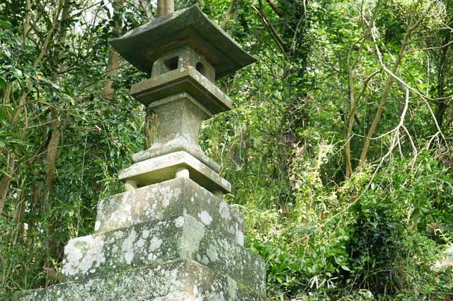常夜灯(左)の画像