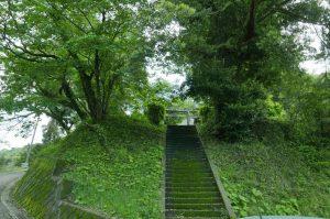 八幡神社【鋸南町市井原】