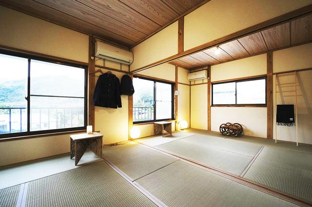 12畳の客室