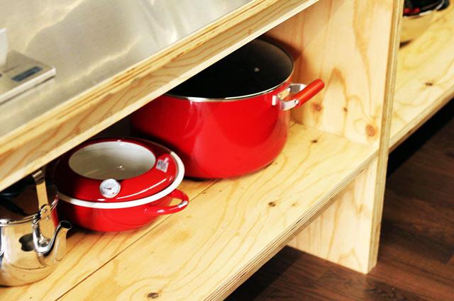 厨房器具の画像