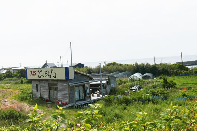 ところてん小屋青木の店舗外観画像