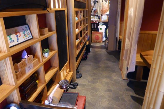 江戸銀の店内画像