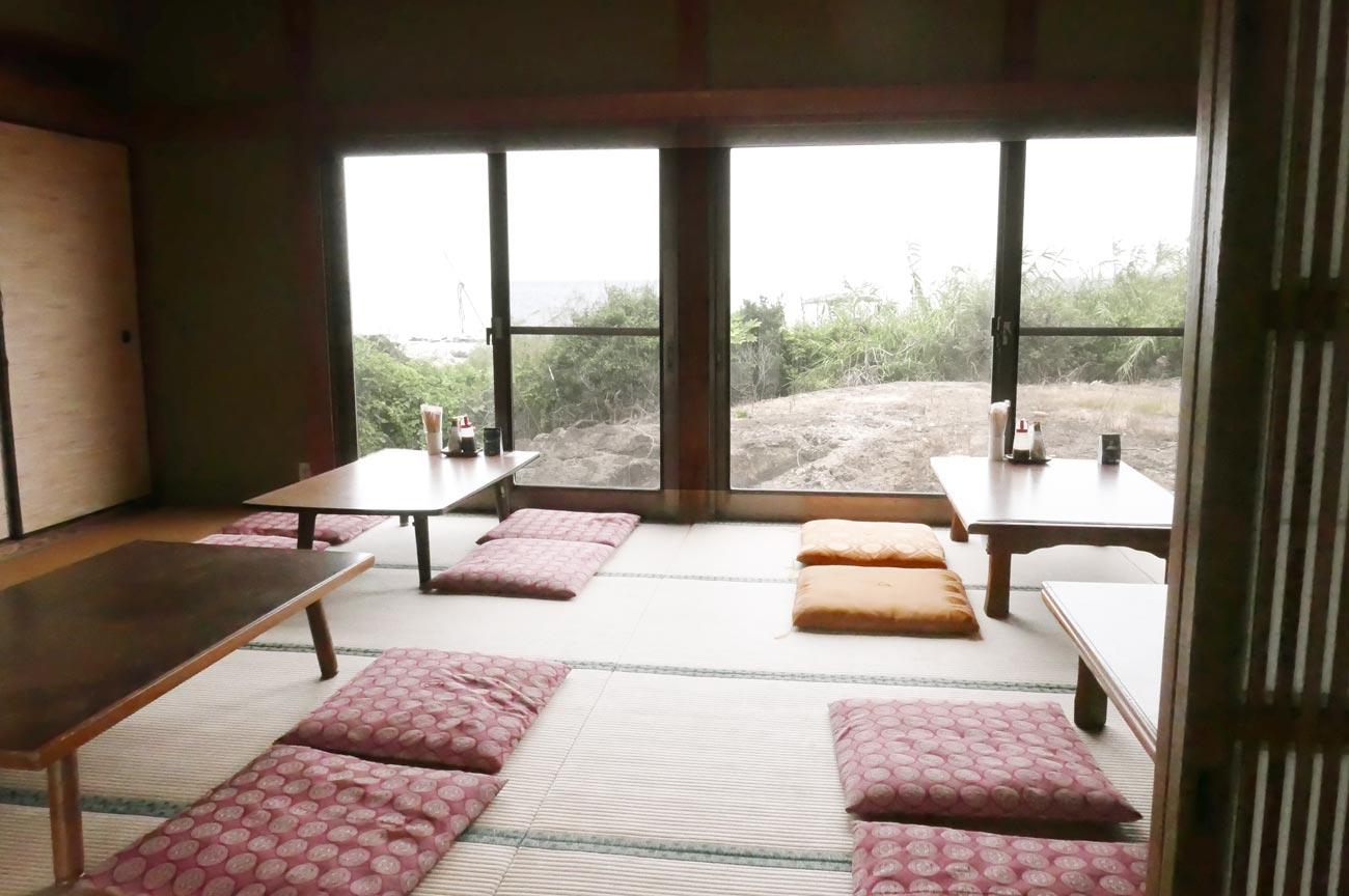 オラーガの個室
