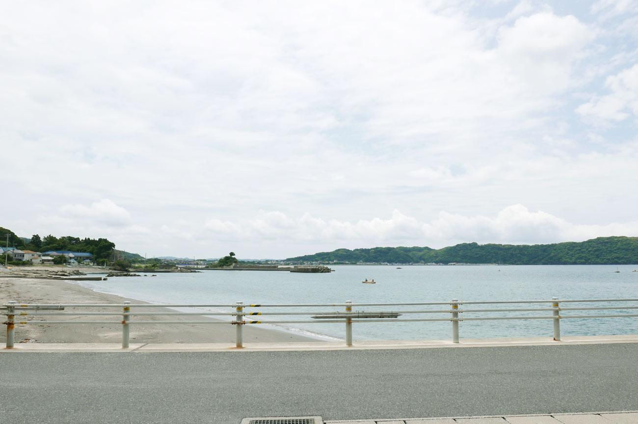 豊岡海水浴場の画像