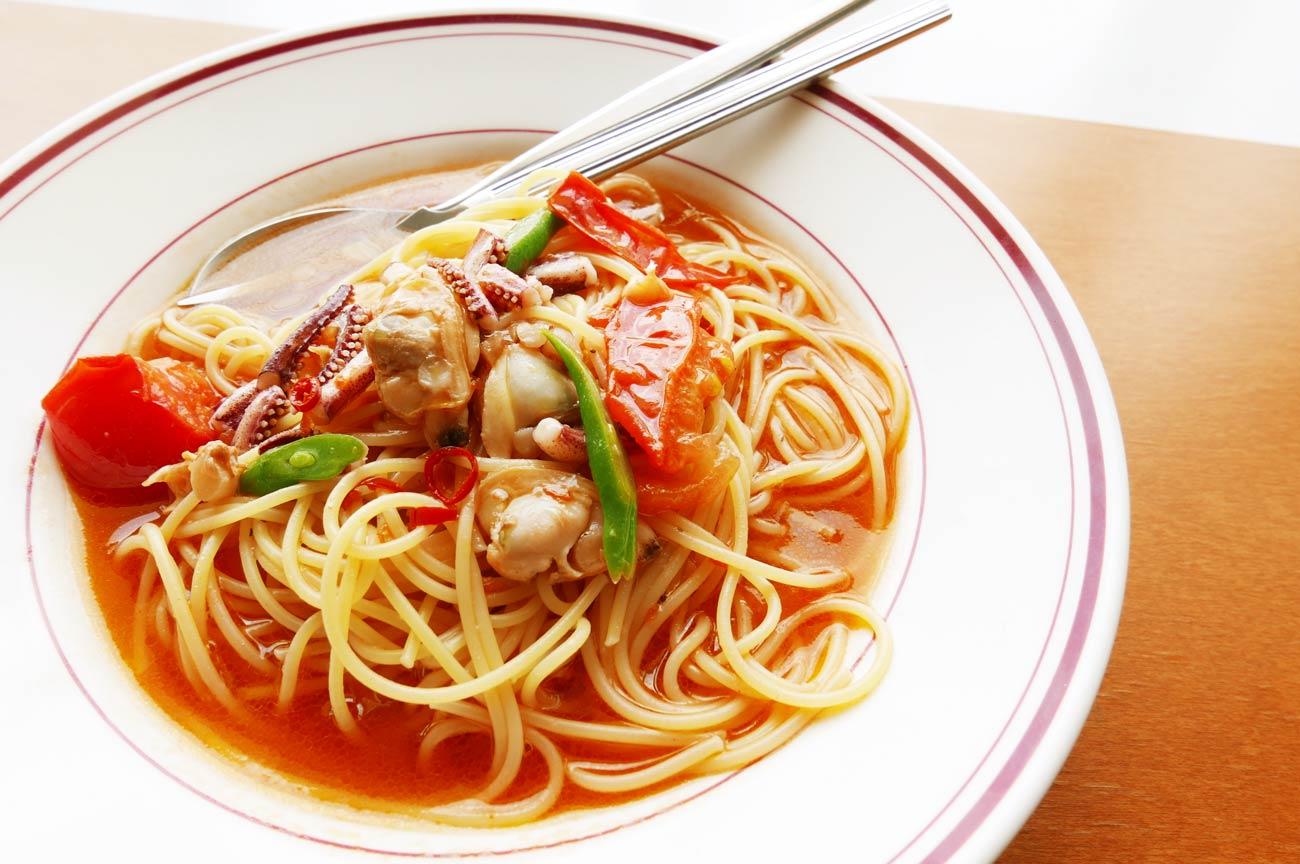 スパゲッティボンゴレの画像