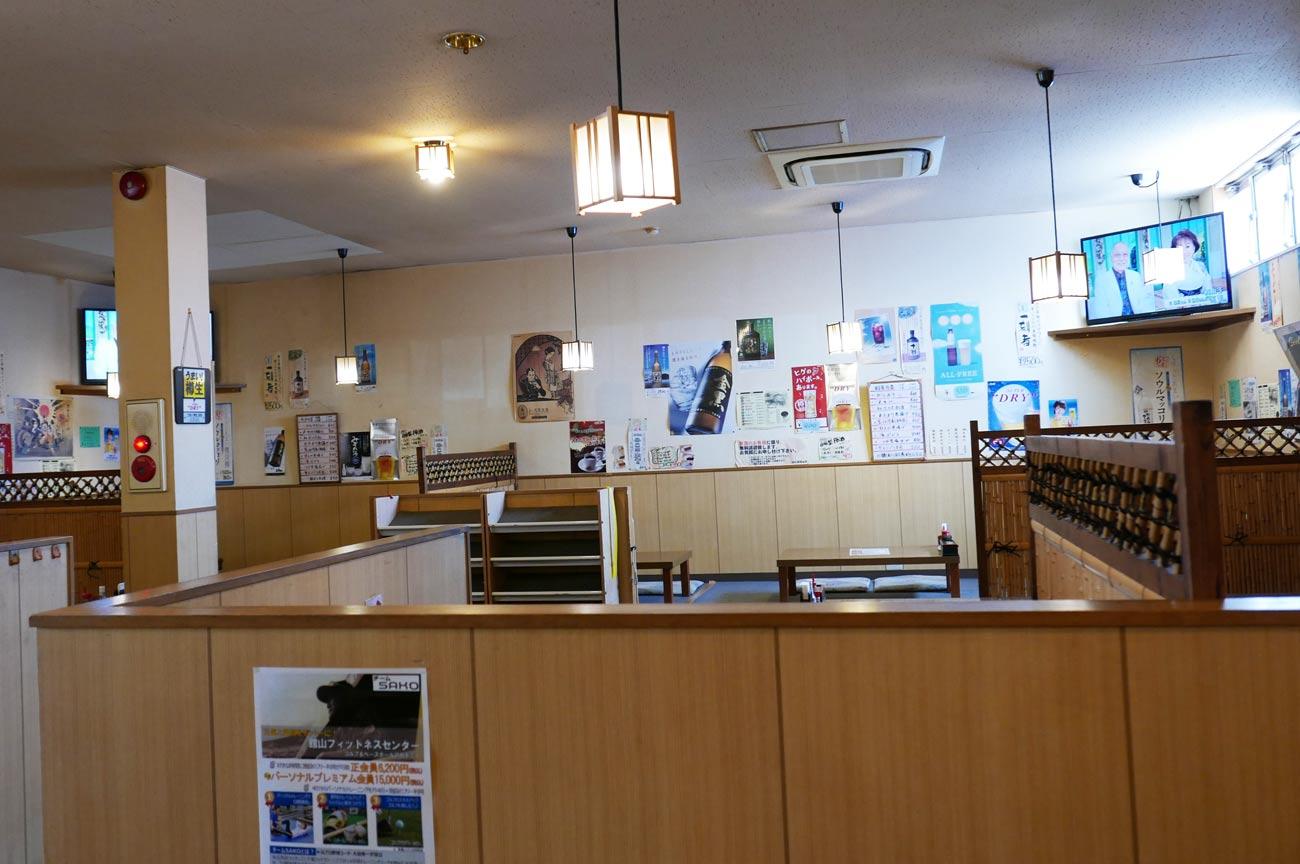 台所屋の店内画像