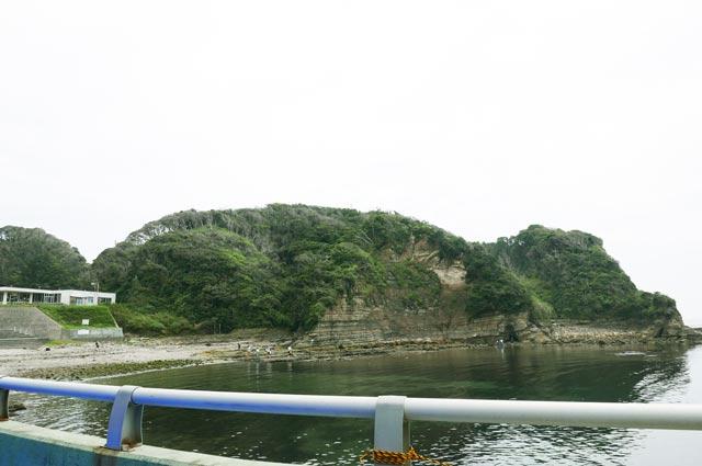 勝浦海域公園の風景