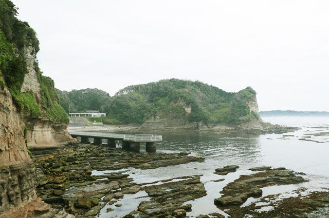 勝浦海域公園の風景2