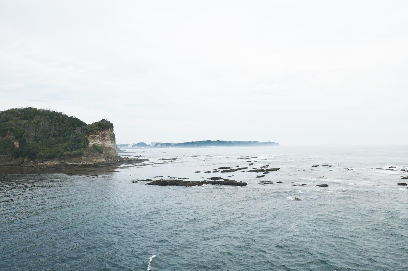 勝浦海域公園の風景4
