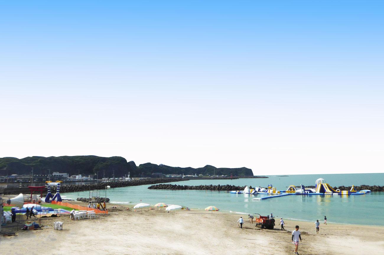 勝浦ウォーターアイランドの全景画像