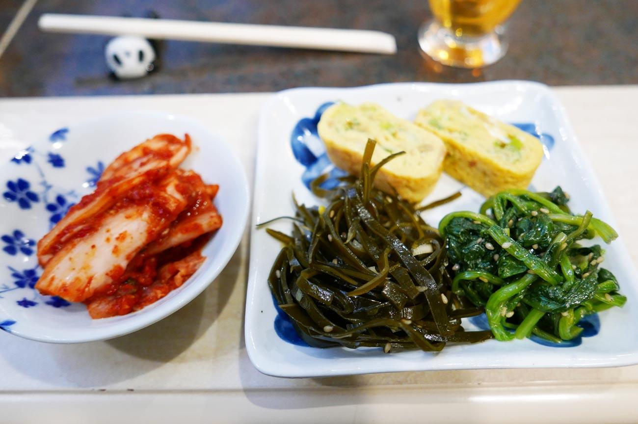 ランチ前菜の画像
