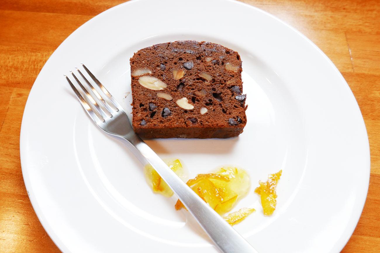 チョコレートブラウニーの画像