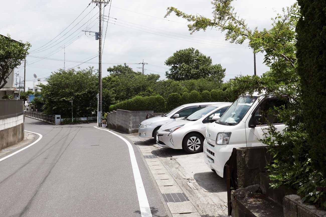 末廣の駐車場の画像