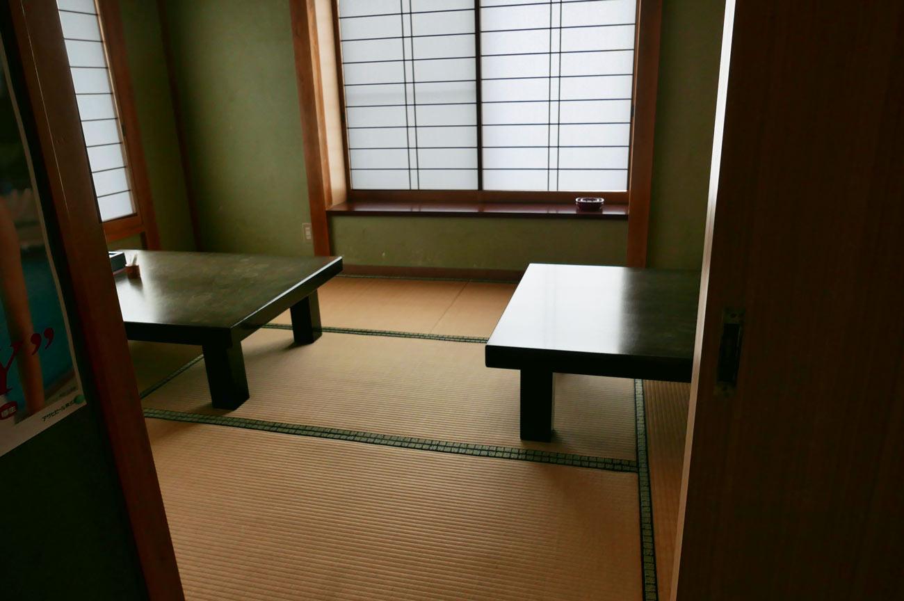 鮨和の個室の画像