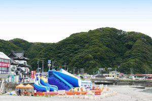 ウォーターアイランドOn the beach【鴨川市内浦】
