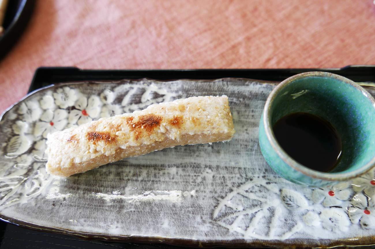 玄米餅の画像