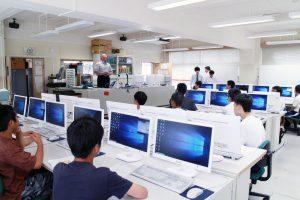 館山総合高等学校プログラミング教室 アイキャッチ