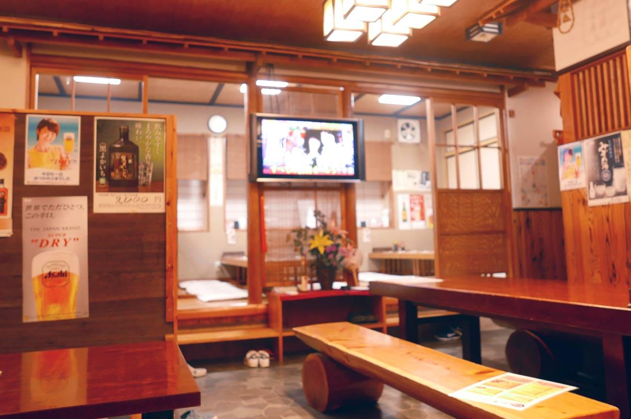 台所屋九重店の店内画像