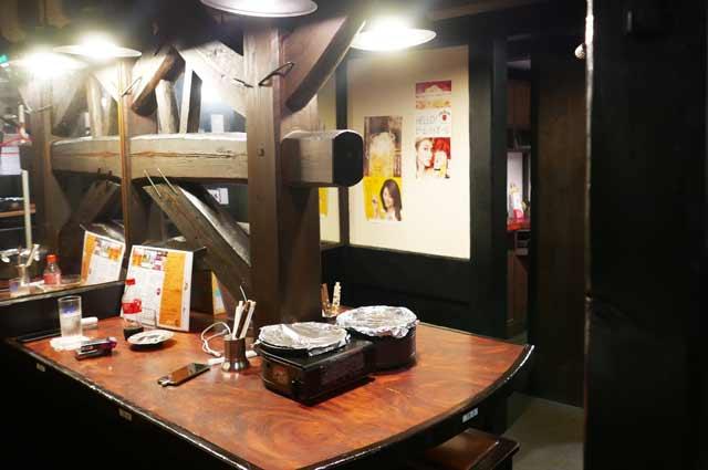牛陣丸の個室