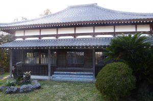 宝泉寺本堂の画像