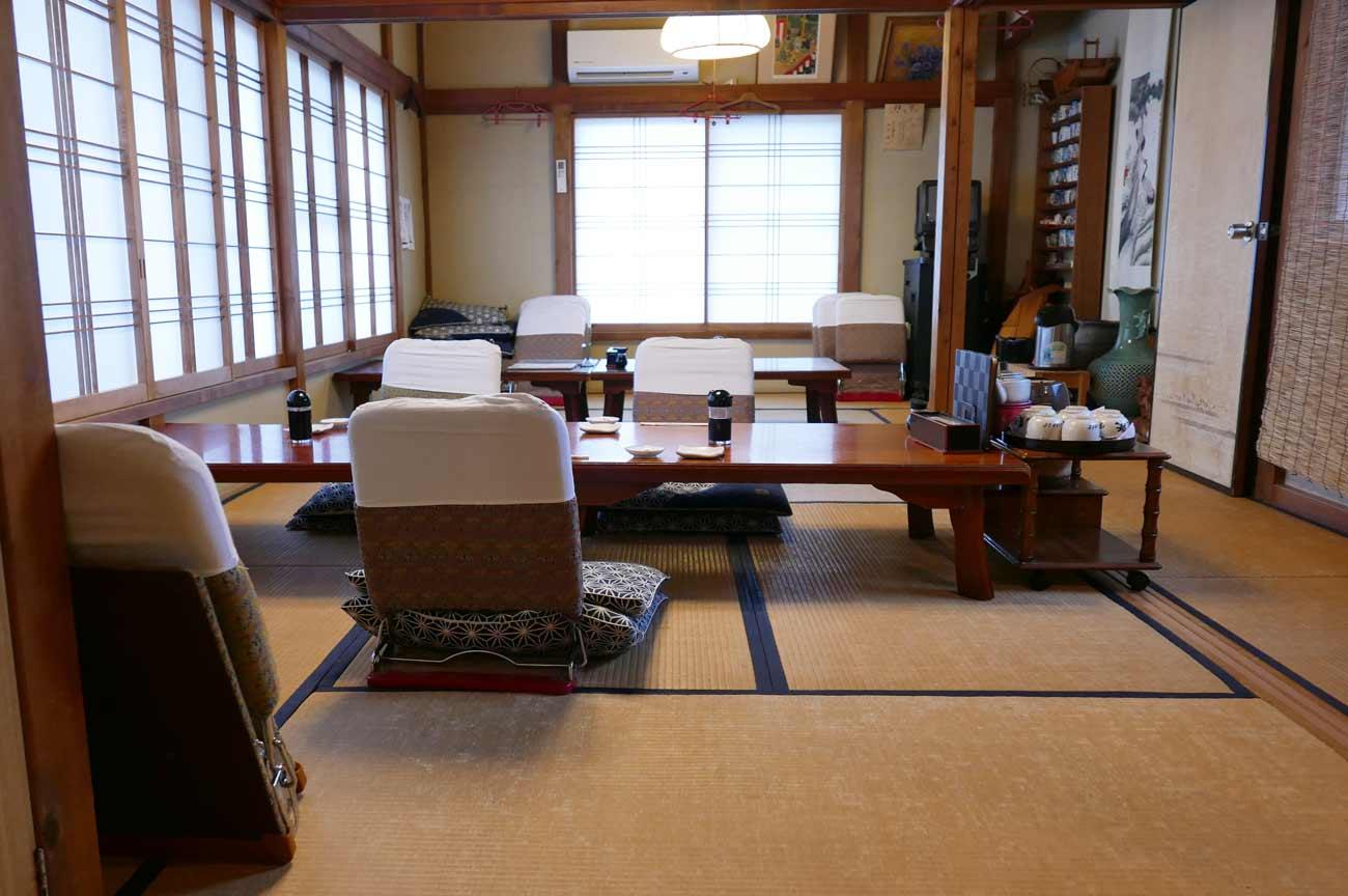 美浜寿司の宴会用個室