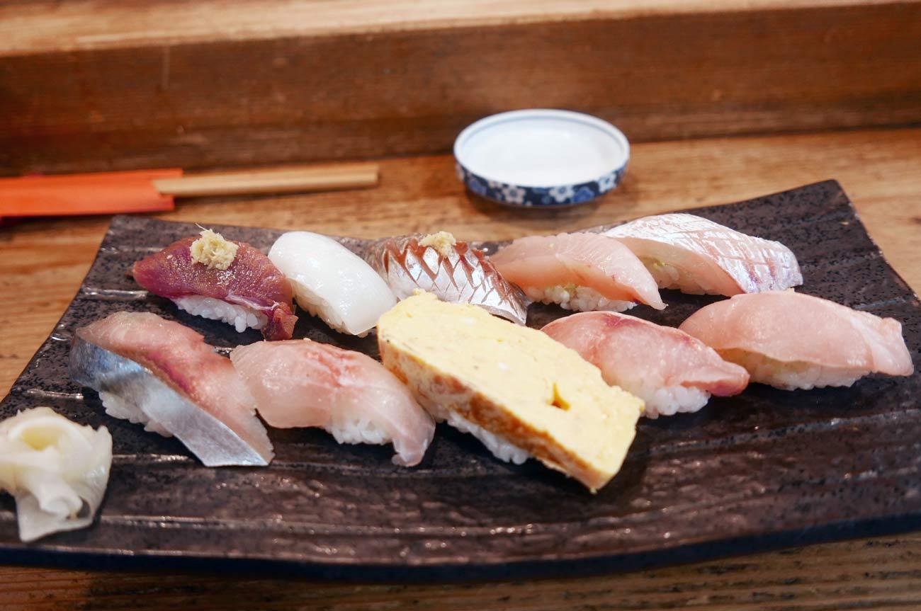 らかん寿司