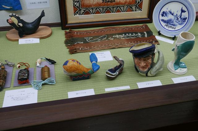 クジラに関する陶器