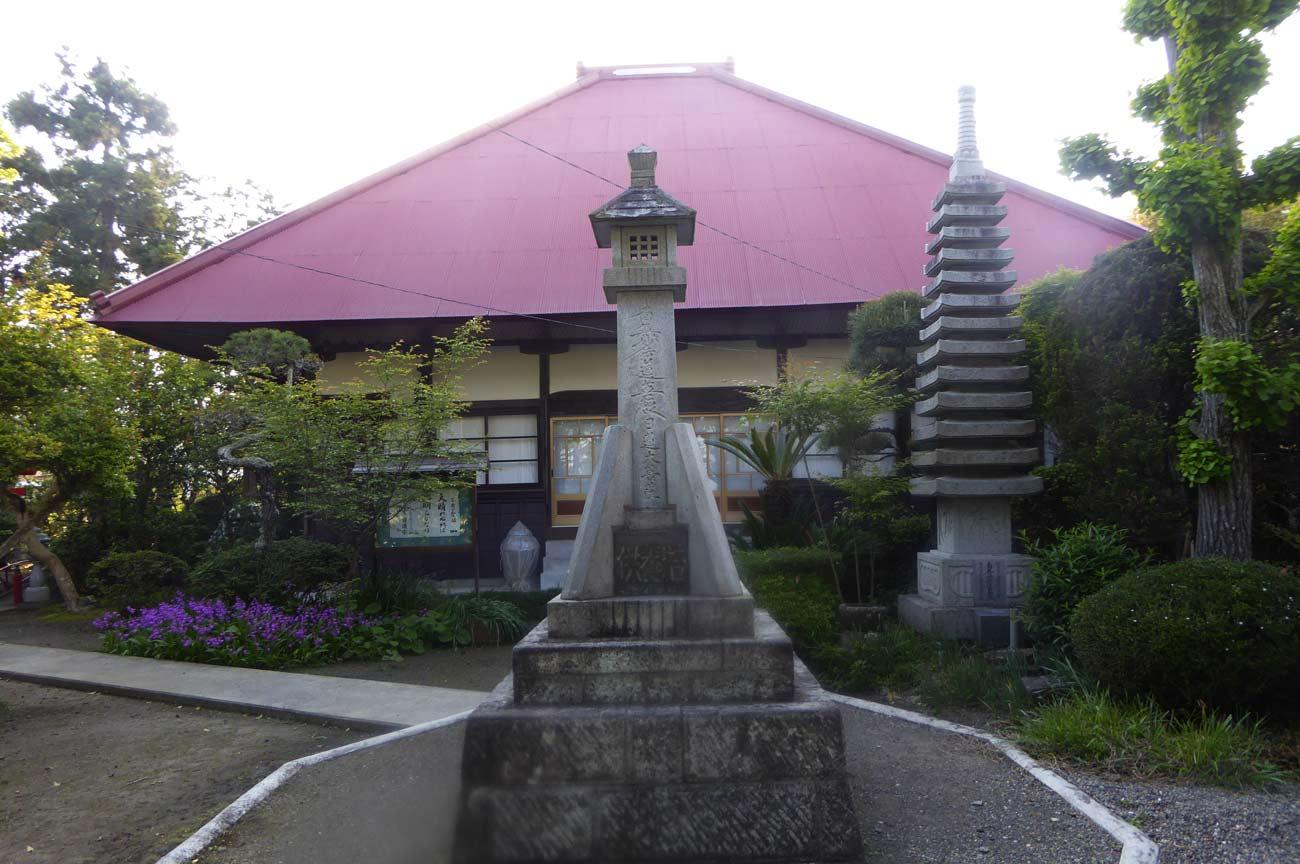 正法寺の本堂