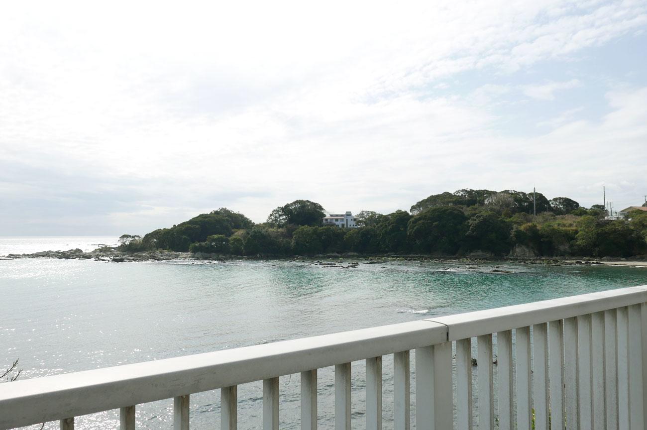 太夫崎の風景