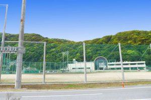 富山多目的運動場
