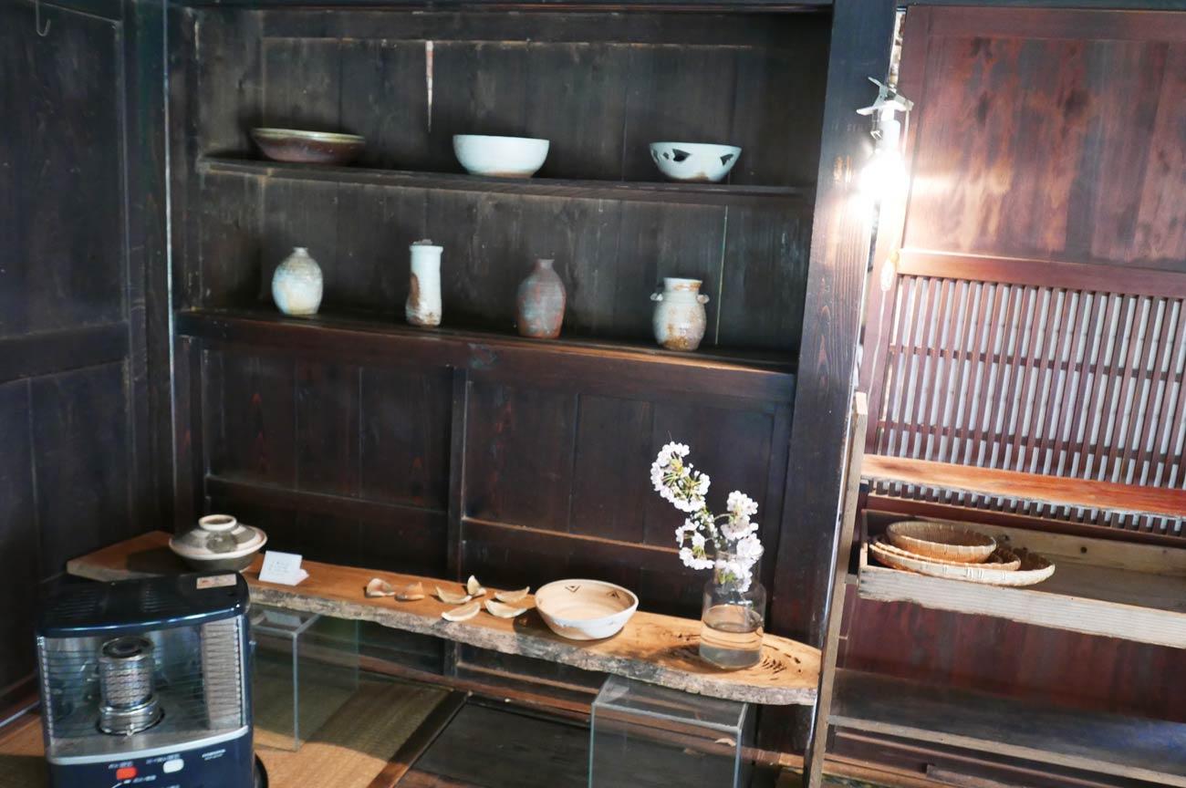 笹谷窯の焼物