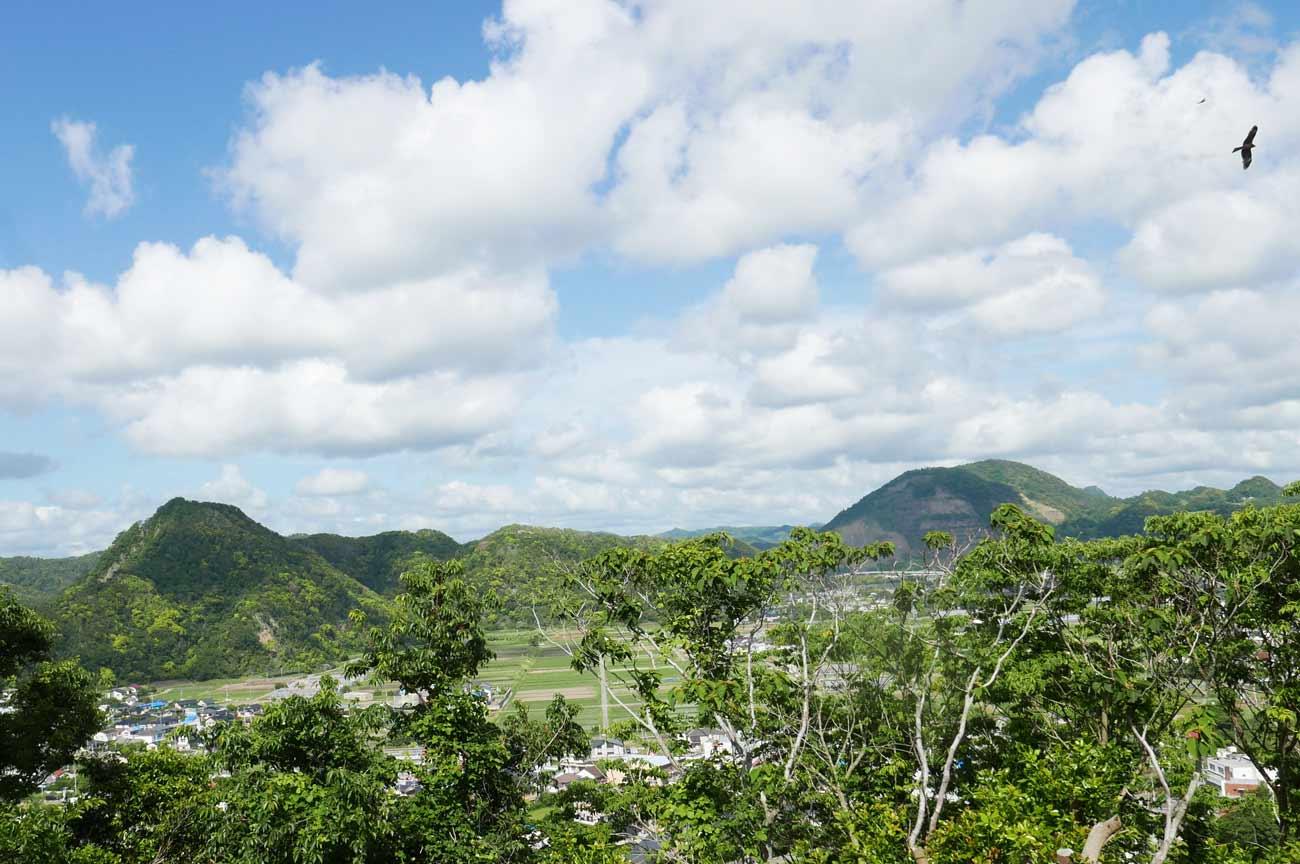 里山田園風景