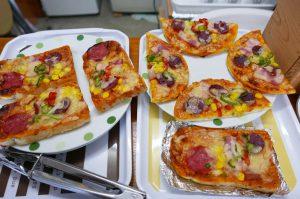 STONE WELLのピザパン