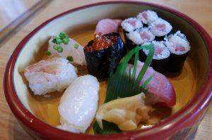 まつ善【白浜の寿司・うなぎ】