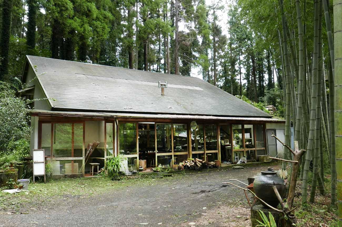 笹谷窯の店舗外観画像
