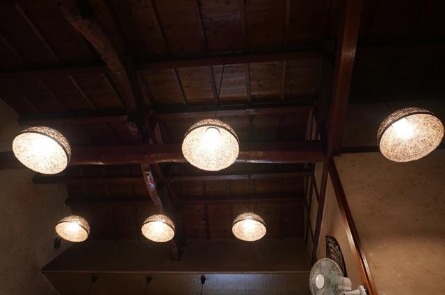 staffの天井
