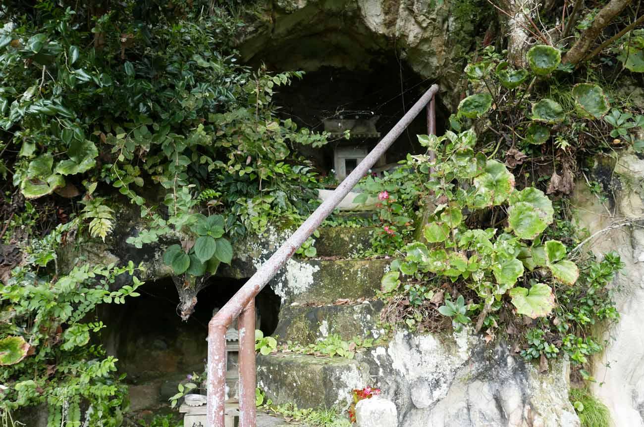 九頭竜神社の石宮2
