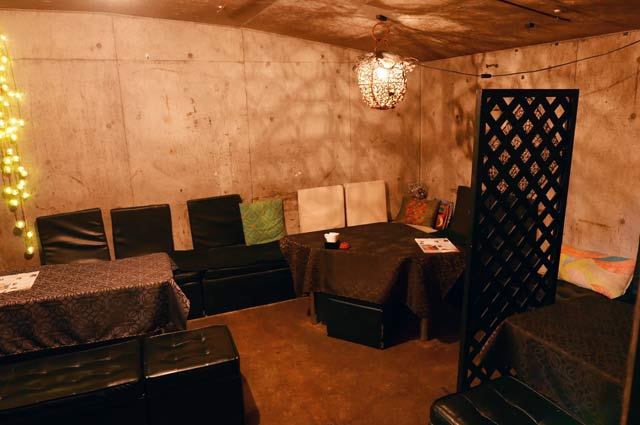 CaSaの宴会個室