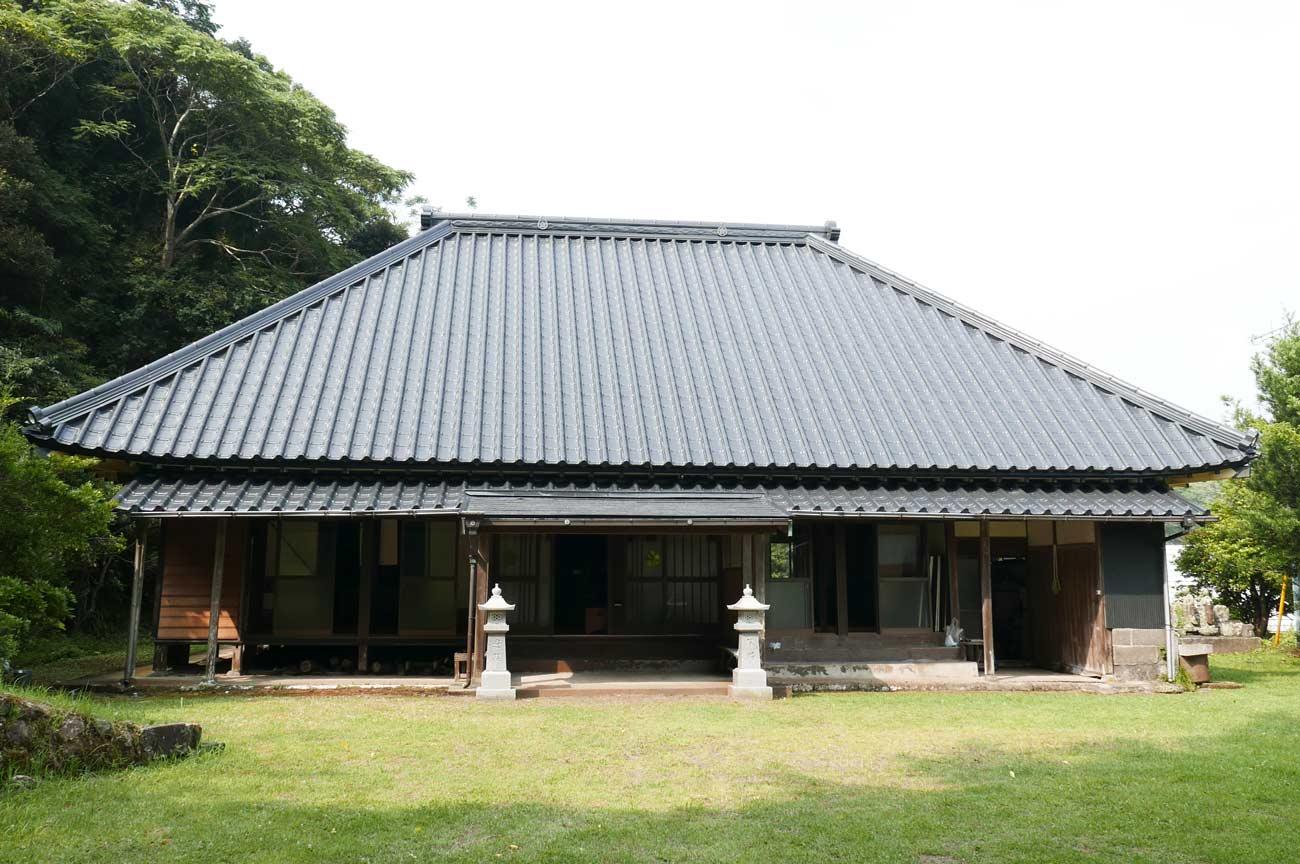 観音寺本堂の画像