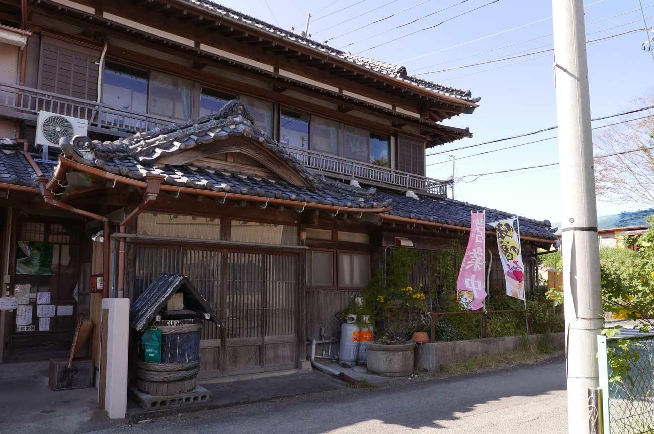 島田糀店の店舗外観