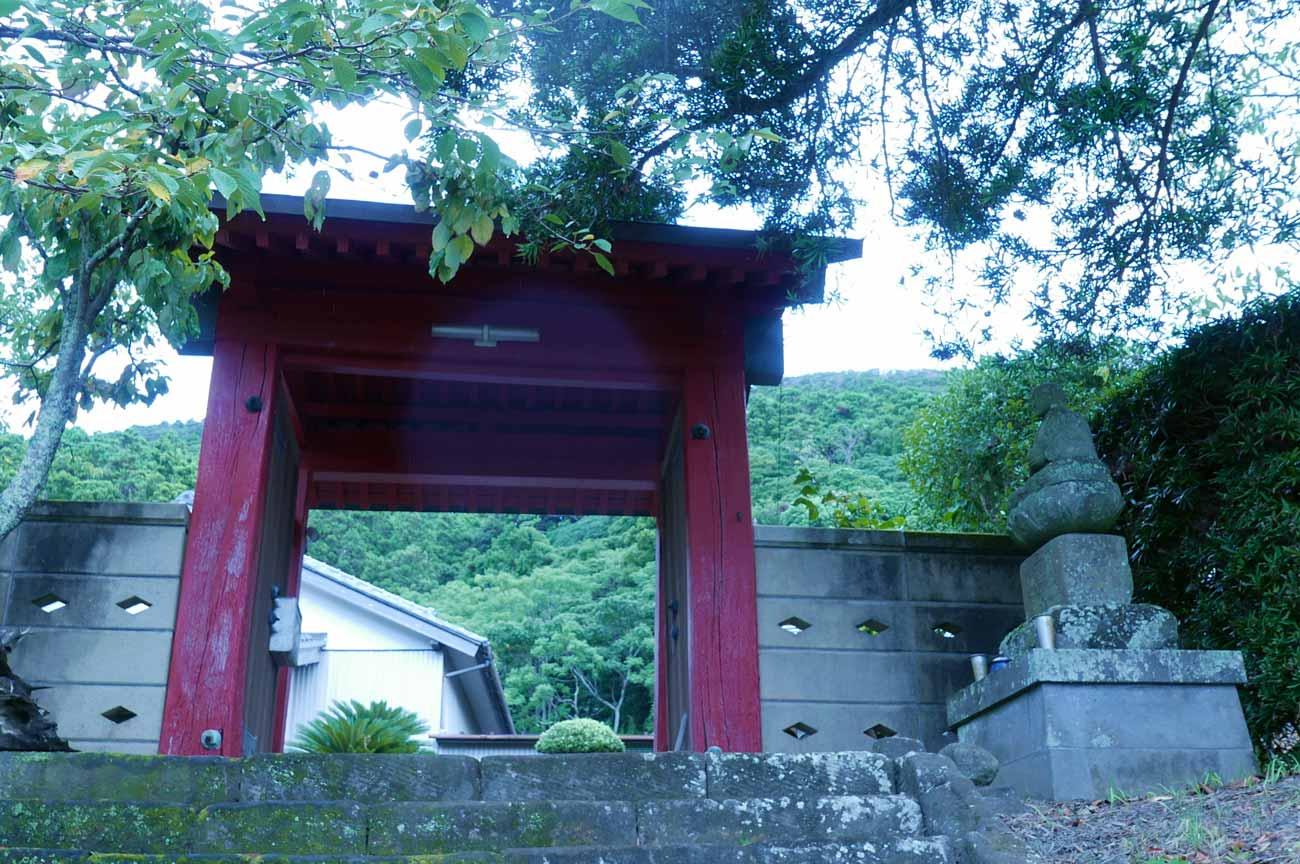 龍泉寺山門の画像