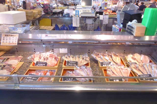 のどぐろ、アマダイなど高級魚の干物