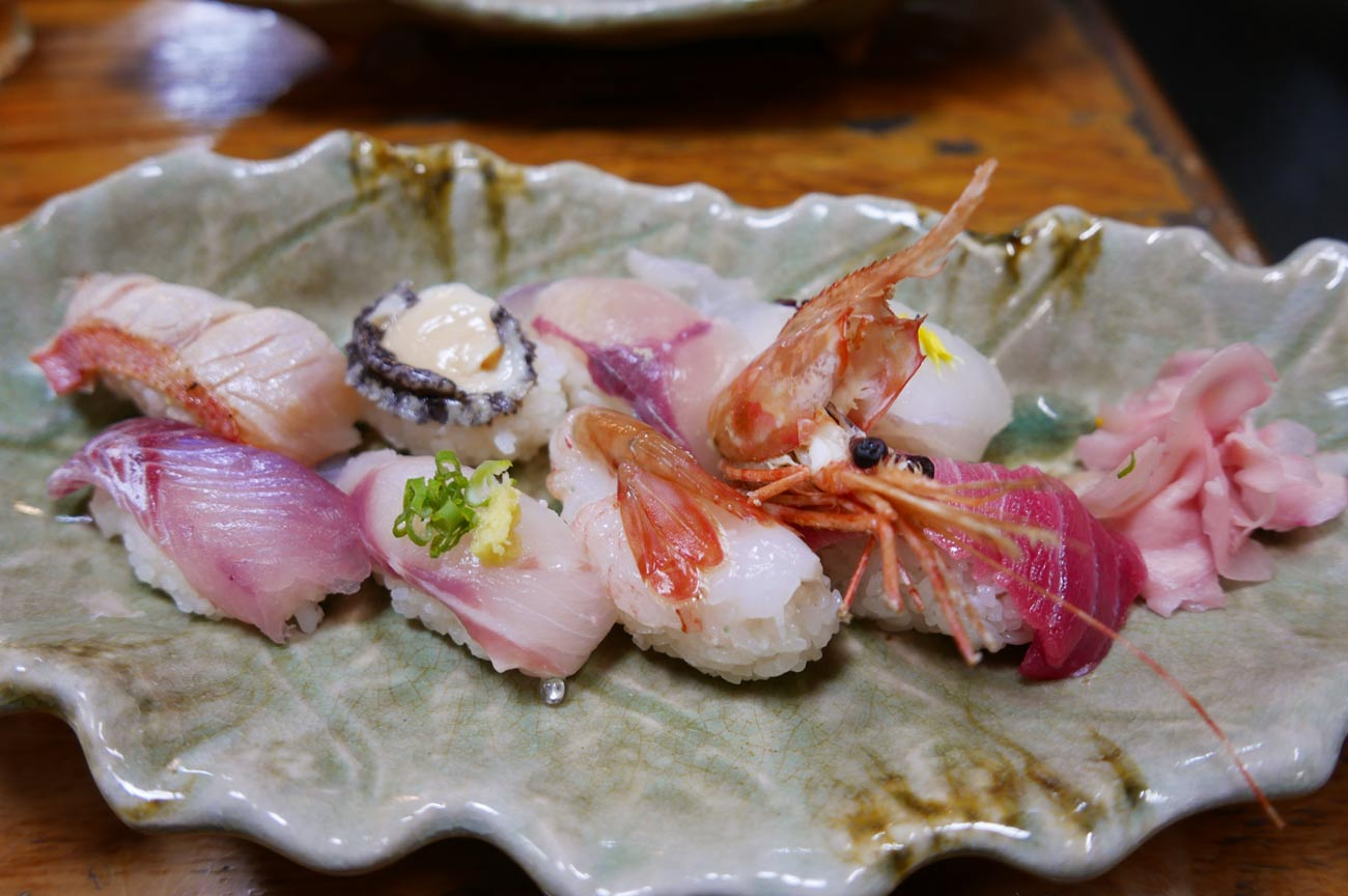 ふじみ寿司のおすすめ寿司
